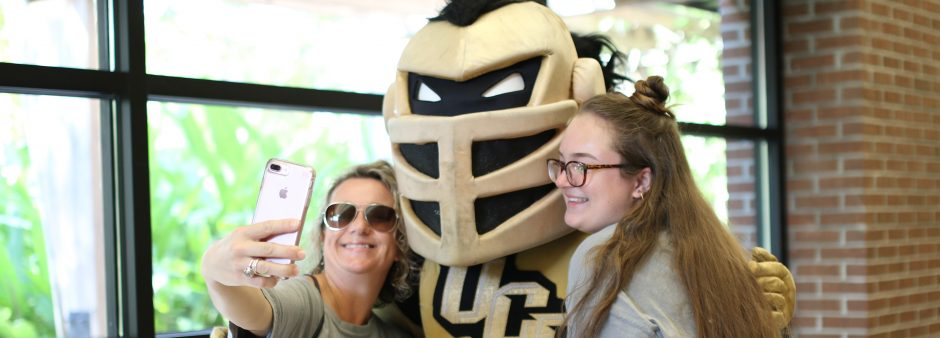 knightro and family
