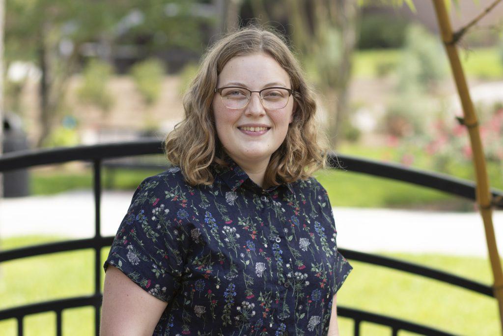 Katie Stahlhut (Photo by Jonathan Gabriel, '06)