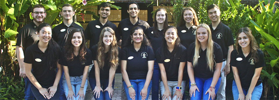 Honors Congress Officers - Fall 2019